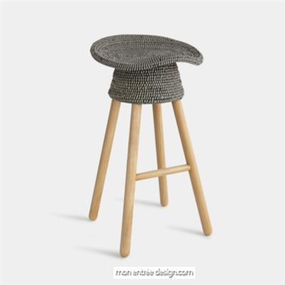 Coiled Stool 72cm