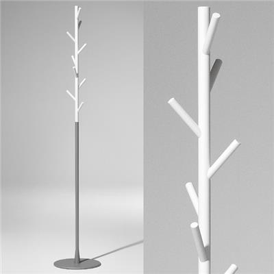 Sticks floor - blanc/gris