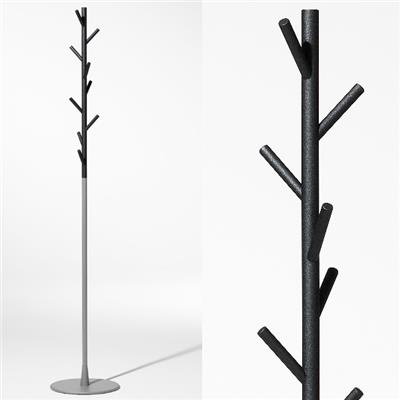 Sticks floor - anthracite/gris